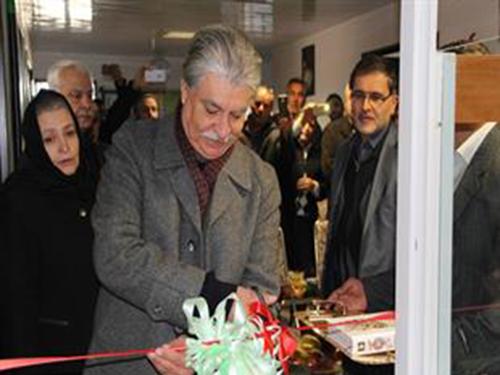 افتتاح آزمایشگاه خیری از عرصه سلامت