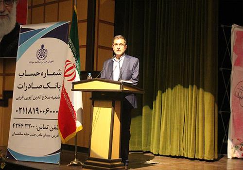 خیرین سلامت مهاباد جزء اولین های استان