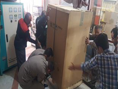 اهداء 600 میلیون ریال به بخش دیالیز بیمارستان امام خمینی(ره) مهاباد