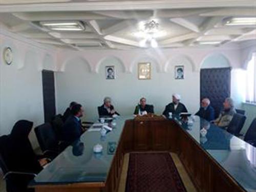برگزاری اولین جلسه شورای خیرین سلامت شهرستان تکاب