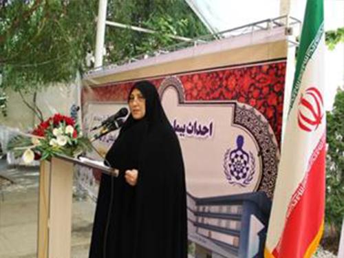 دکتر بیات : بانوان خیّر نقش مهمی در کمک به احداث بیمارستان زنان دارند