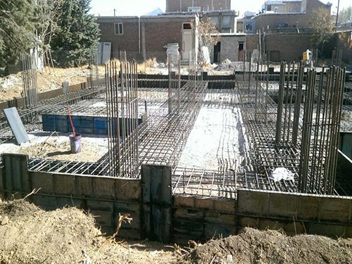 احداث مرکز سلامت شهری  روستایی فرهنگیان مهاباد