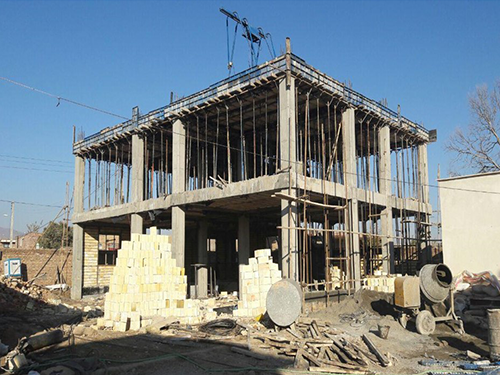 احداث مرکز سلامت روستایی قره تپه ماکو