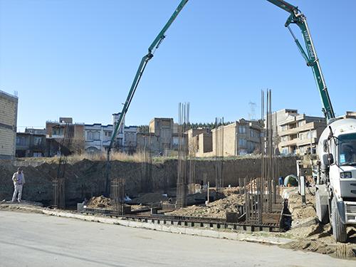 احداث مرکز جامع سلامت شهری ساوالان
